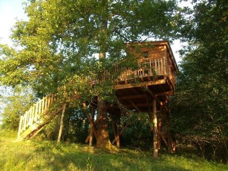 La cabane du Haut Claberot
