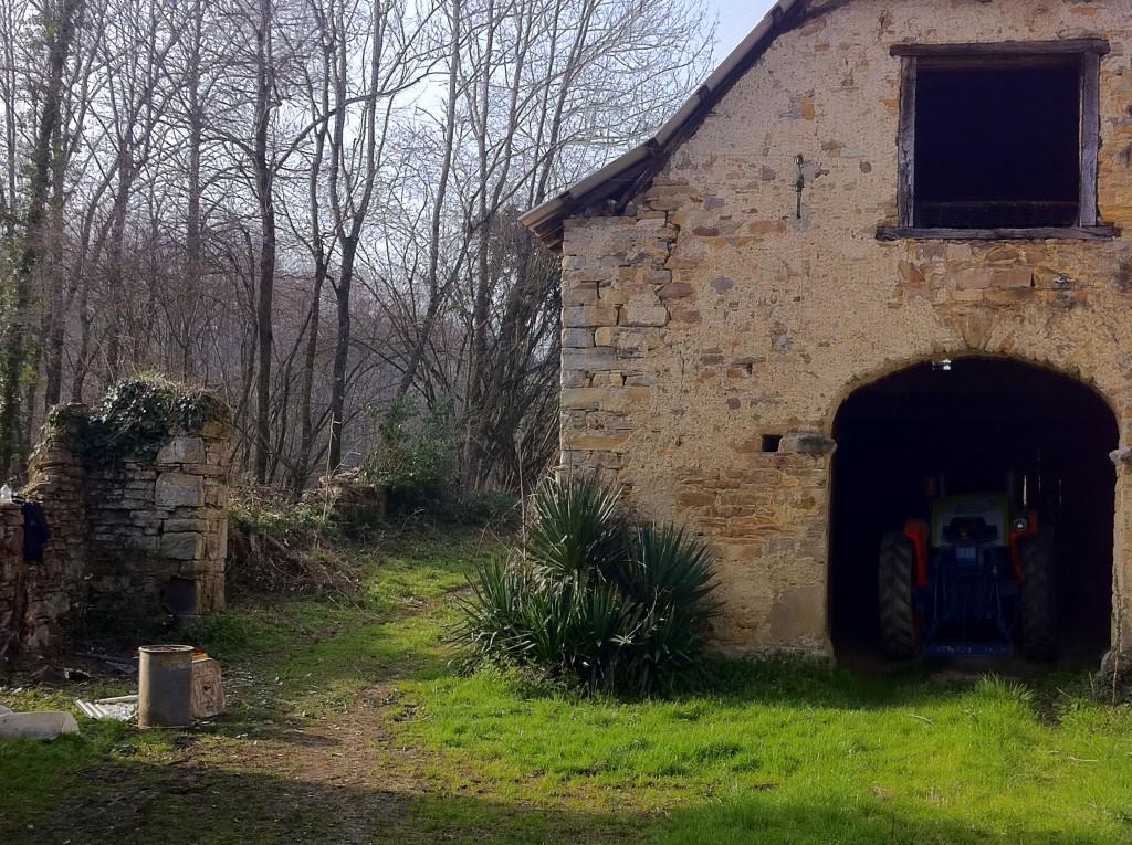 Notre vieille grange de 1782