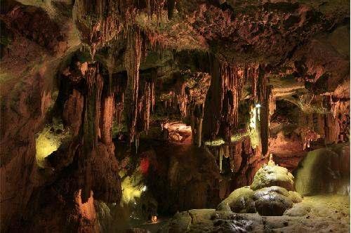 Grottes de Betharam