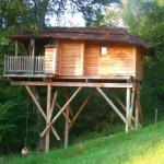 cabane du ruisseau